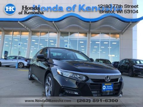 New 2018 Honda Accord EX Sedan FWD Sedan