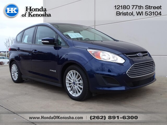Pre Owned 2016 Ford C Max Hybrid Se