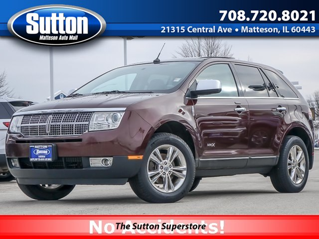 Pre-Owned 2010 LINCOLN MKX