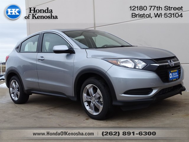 New 2018 Honda HR-V AWD LX