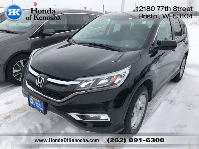 Certified Pre Owned 2016 Honda Cr V Ex