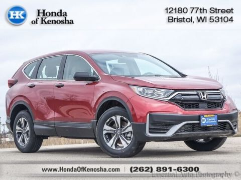 2020 Honda CR-V AWD LX