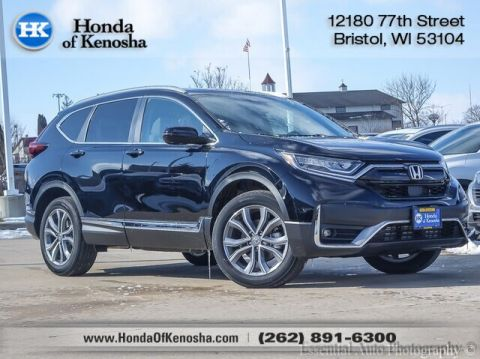 New 2020 Honda CR-V AWD TOURING