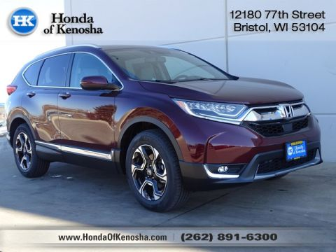 New 2018 Honda CR-V AWD Touring