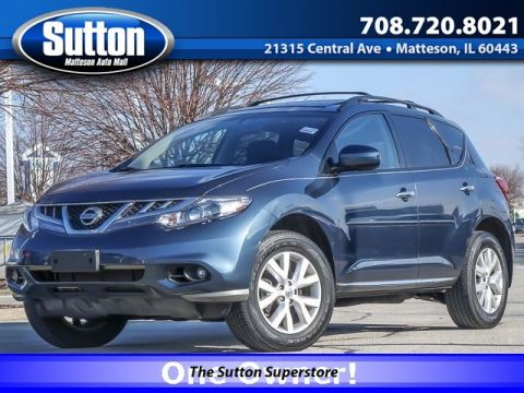 Pre-Owned 2011 Nissan Murano SV